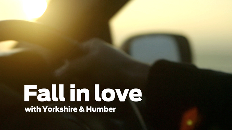 Fall in Love with Yorkshire and Humber
