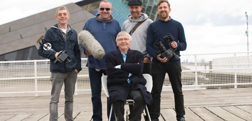 nova studios and Sir Tom Courtenay