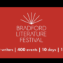 Bradford Literature Festival 2019